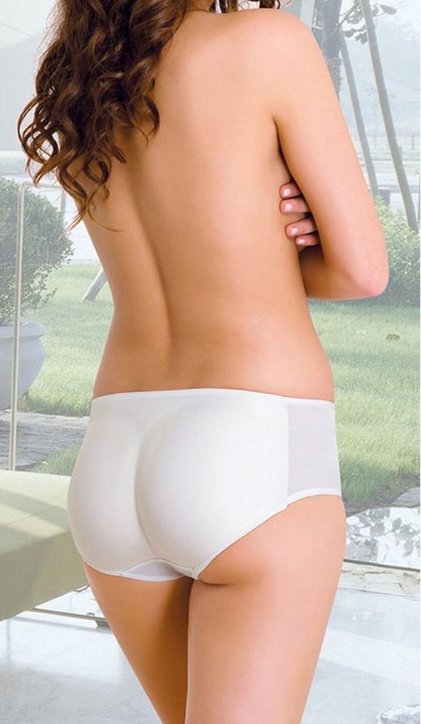 beyaz bayan kalça şekillendirici korse fk596