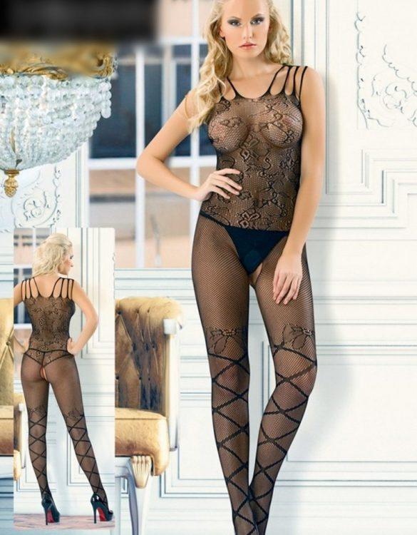 erotik ağı açık vücut çorabı fk2952