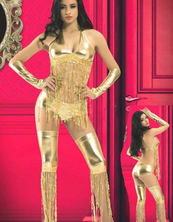 dore seksi dansçı kız kostümü fk3941