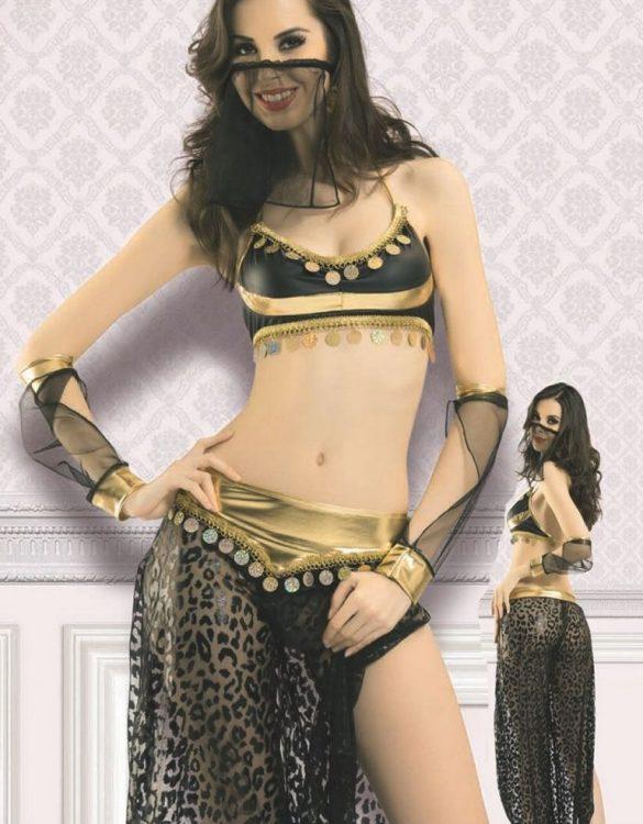 leoapar desenli fantezi dansöz kostümü fk3812