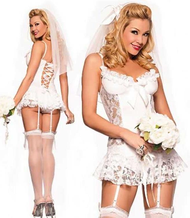 duvaklı beyaz gelin kostümü fk5444
